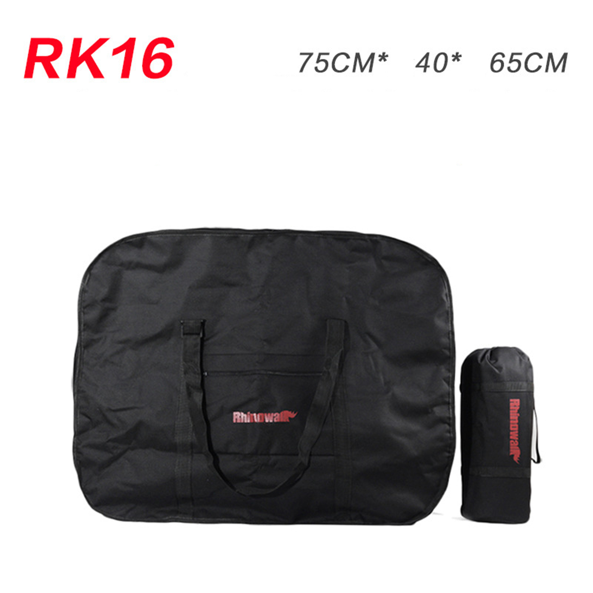 RHINOWALK-Portable-Folding-Bicycle-Bike-Carrier-Carry-Packing-Storage-Bag-Cover