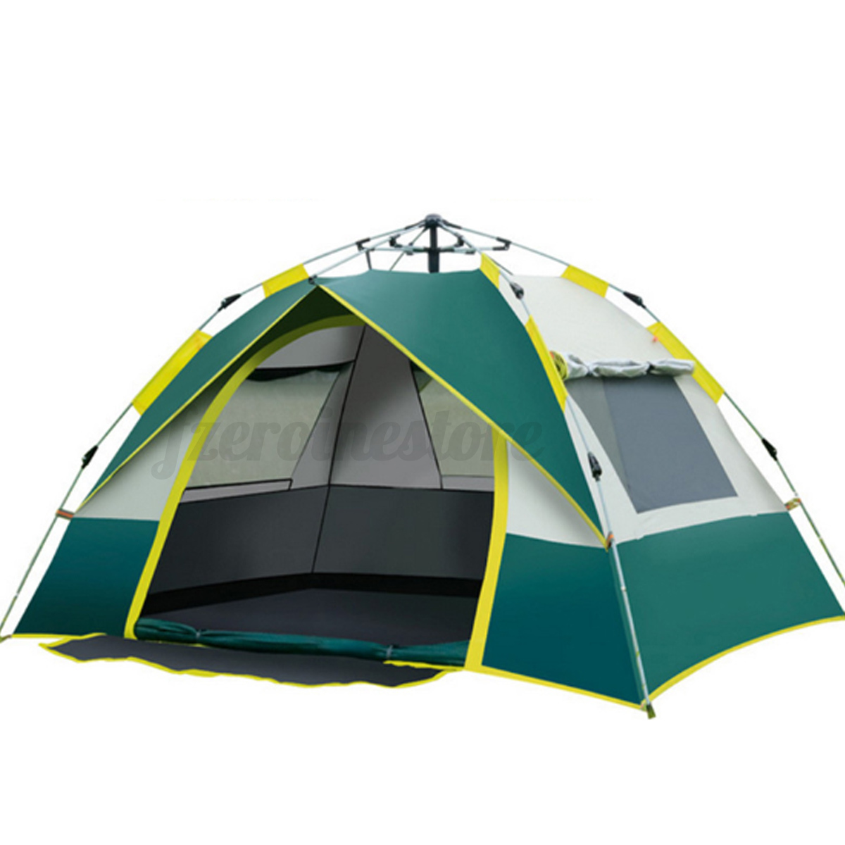 Automatic-3-4-Man-Person-Family-Tent-Camping-Anti-UV-Waterproof-Shelter-Hiking thumbnail 9