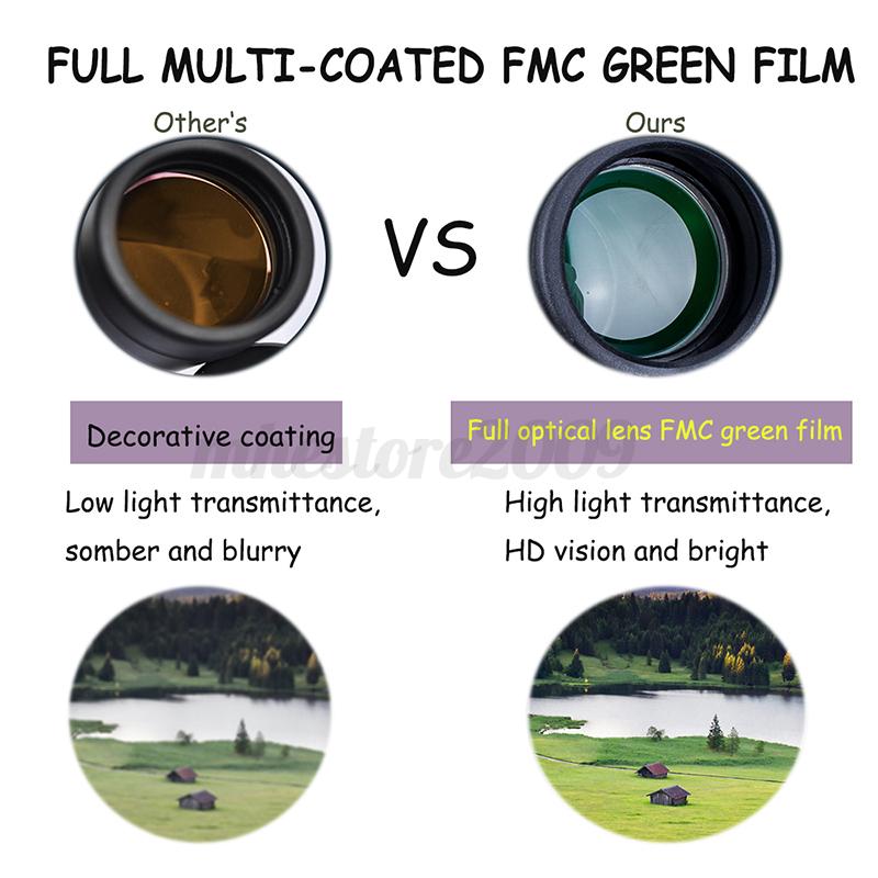 40x60-Zoom-Monocular-BAK4-Camera-Lens-Telescope-Tripod-Universal-Phone-Holder thumbnail 4