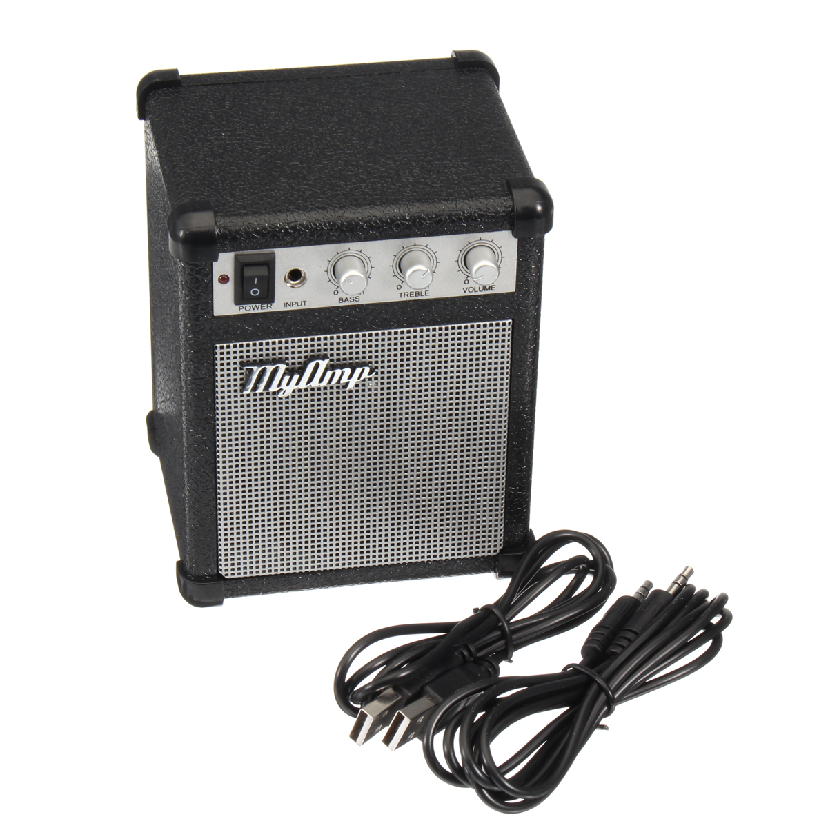 Mini Portable 5 Watt Battery Powered Guitar Amplifier Amp