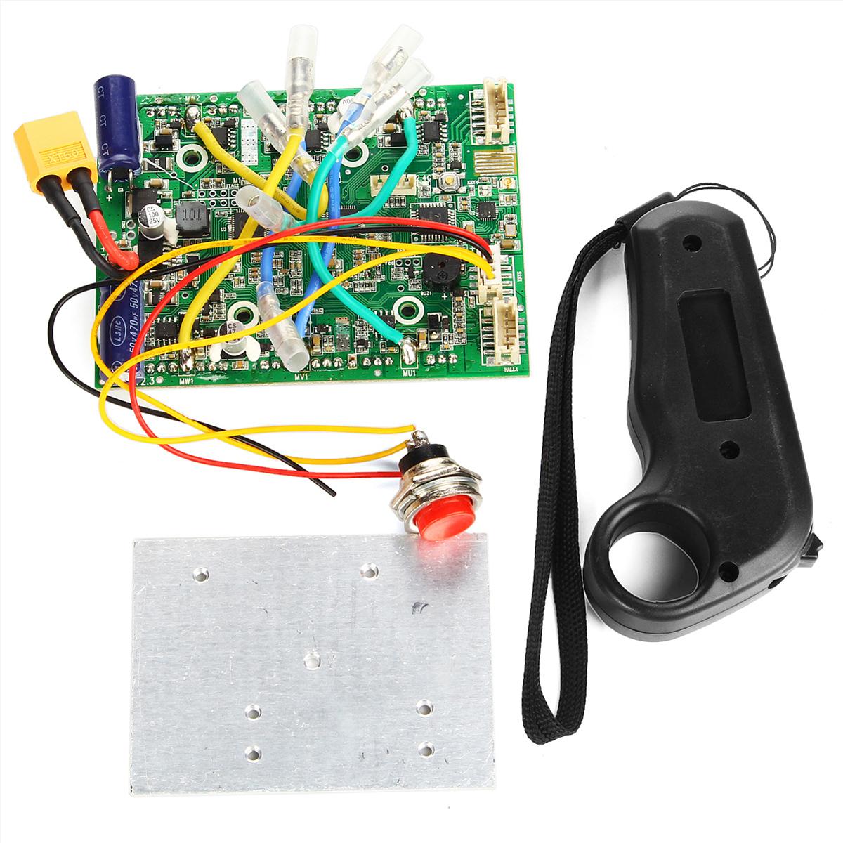 Dual-Single-Drive-Motors-Electric-Skateboard-Longboard-Scooter-Controller-Panel