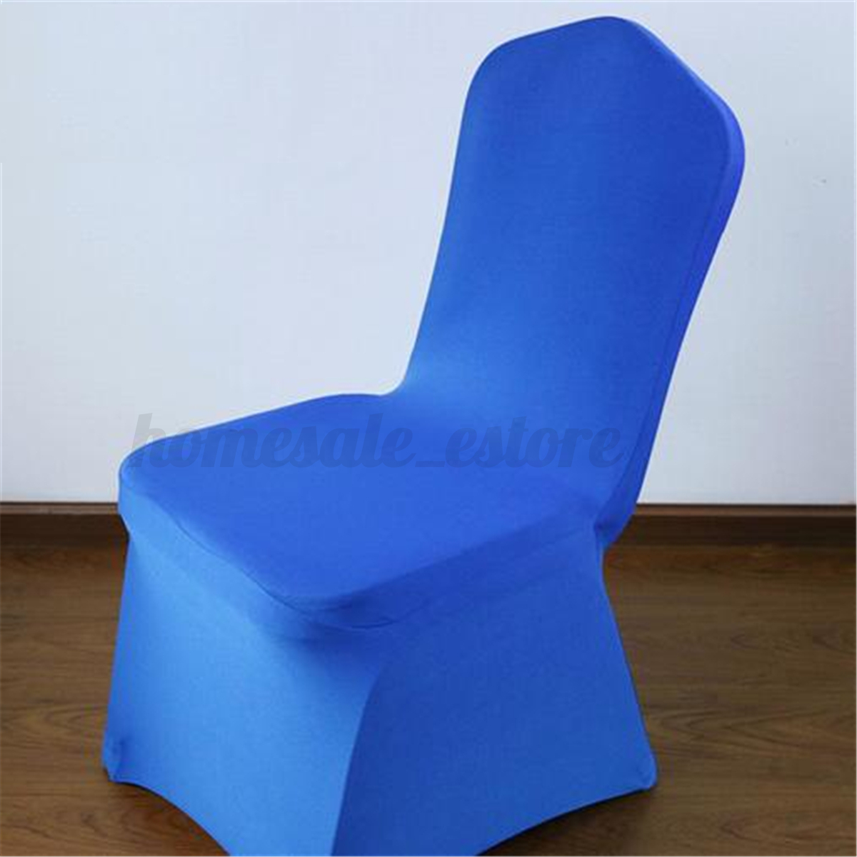 10 50 100pcs Universal Polyester Spandex Chair Cover