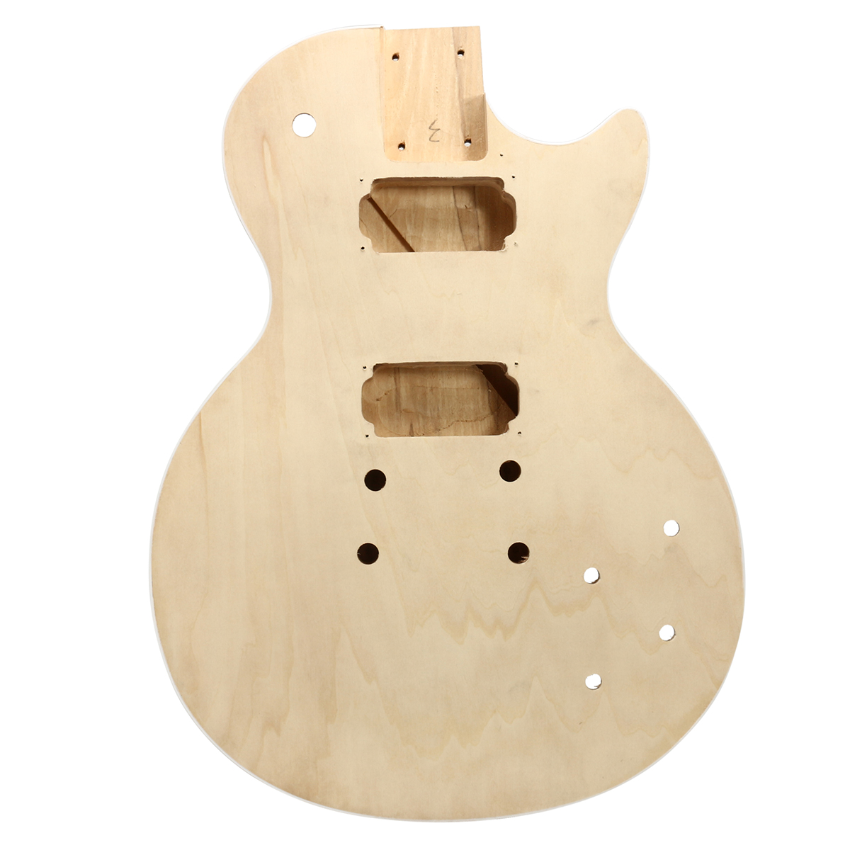 Electric Guitar Diy Mahogany Body Rosewood Fingerboard Kit Build Doityourself How To Make A Circuit Board Pick Do It Detail Image