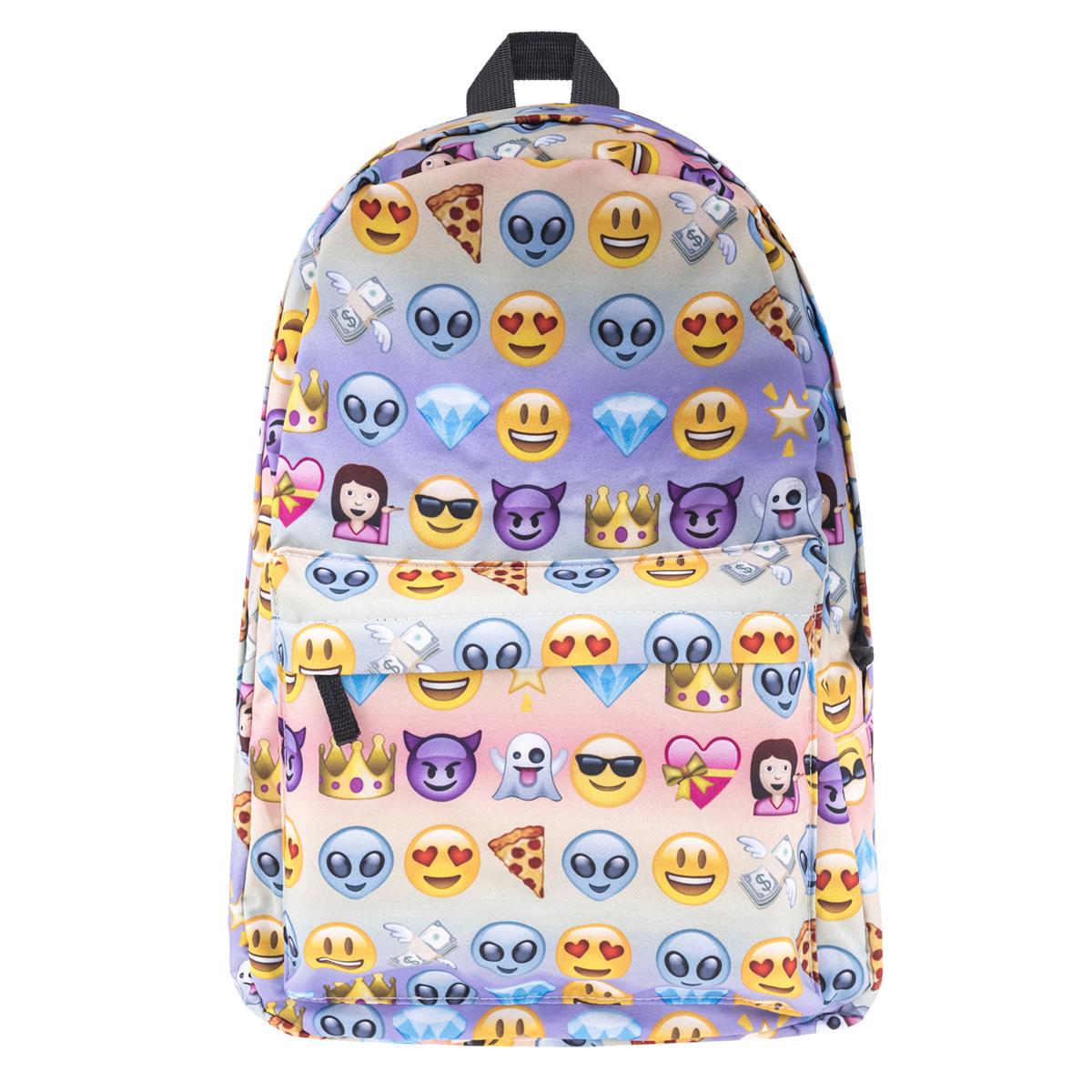 Women Stylish Chic Backpack Rainbow/Unicorn/Pineapple ...