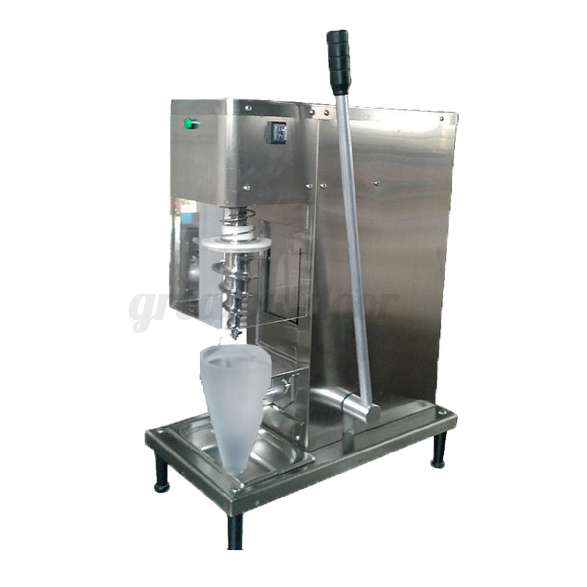 big blender machine