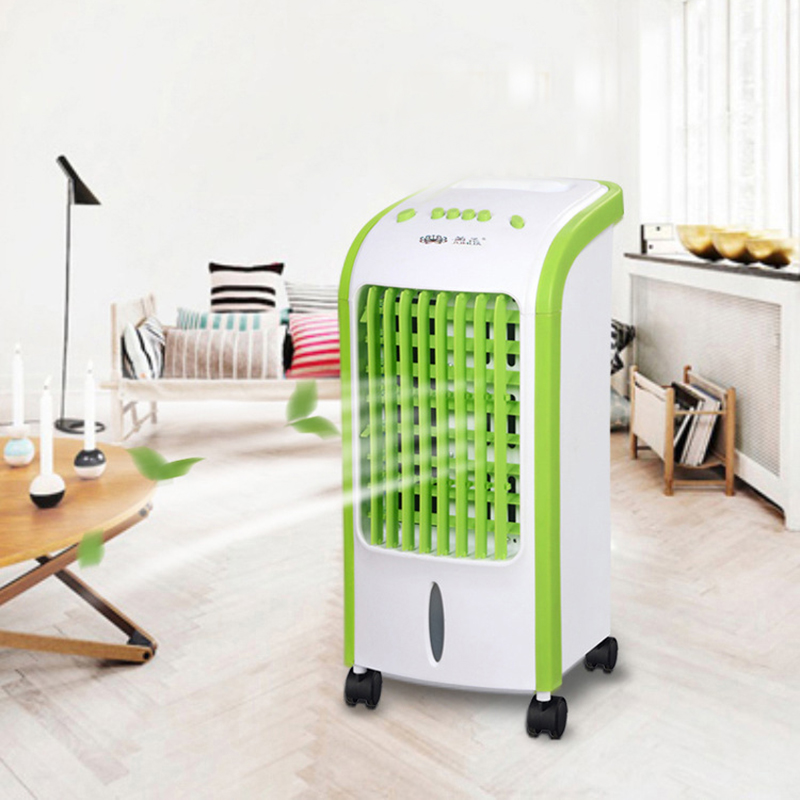 Details about Portable Electric Air Conditioner Fan Evaporative Cooler Household Humidifier