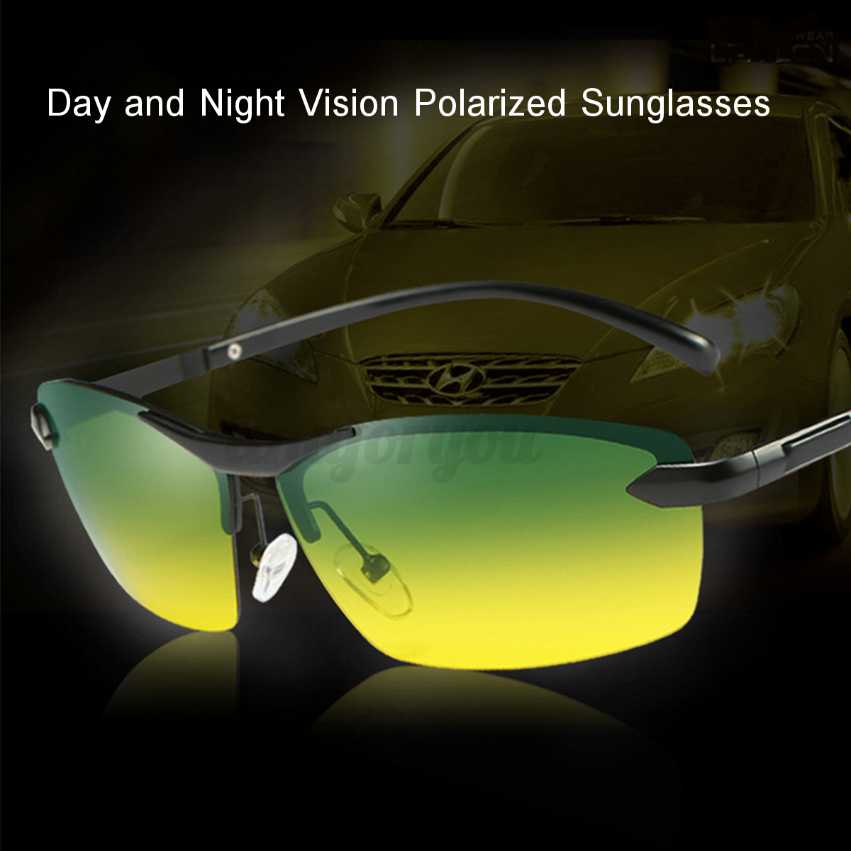 996d8f3b96 Polarized Day And Night Vision Driving Glassesn