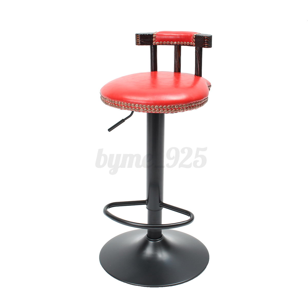 industrial retro vintage bar stool steel home kitchen cafe s