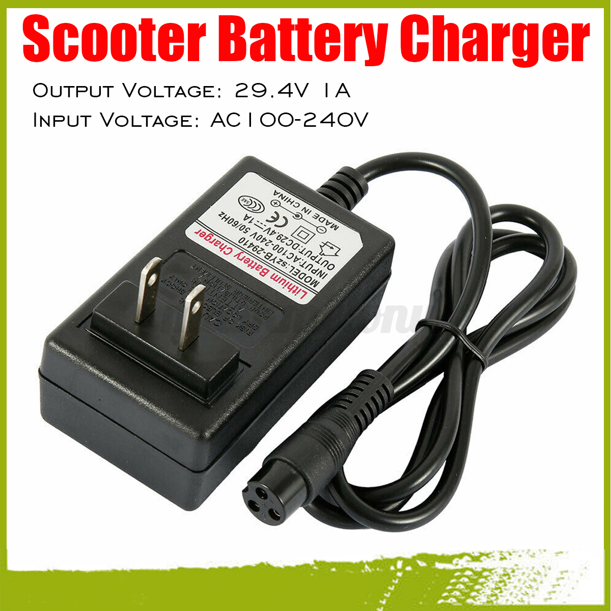 24v For Razor E100 E125 E150 Electric Scooter Battery