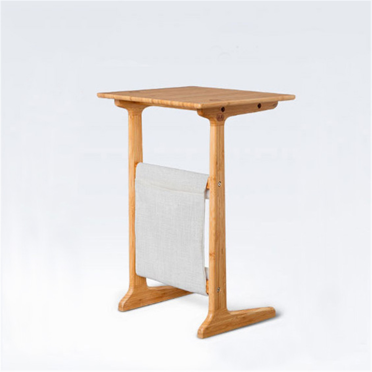 Multi functional sofa side tray table simple modern for Functional side table