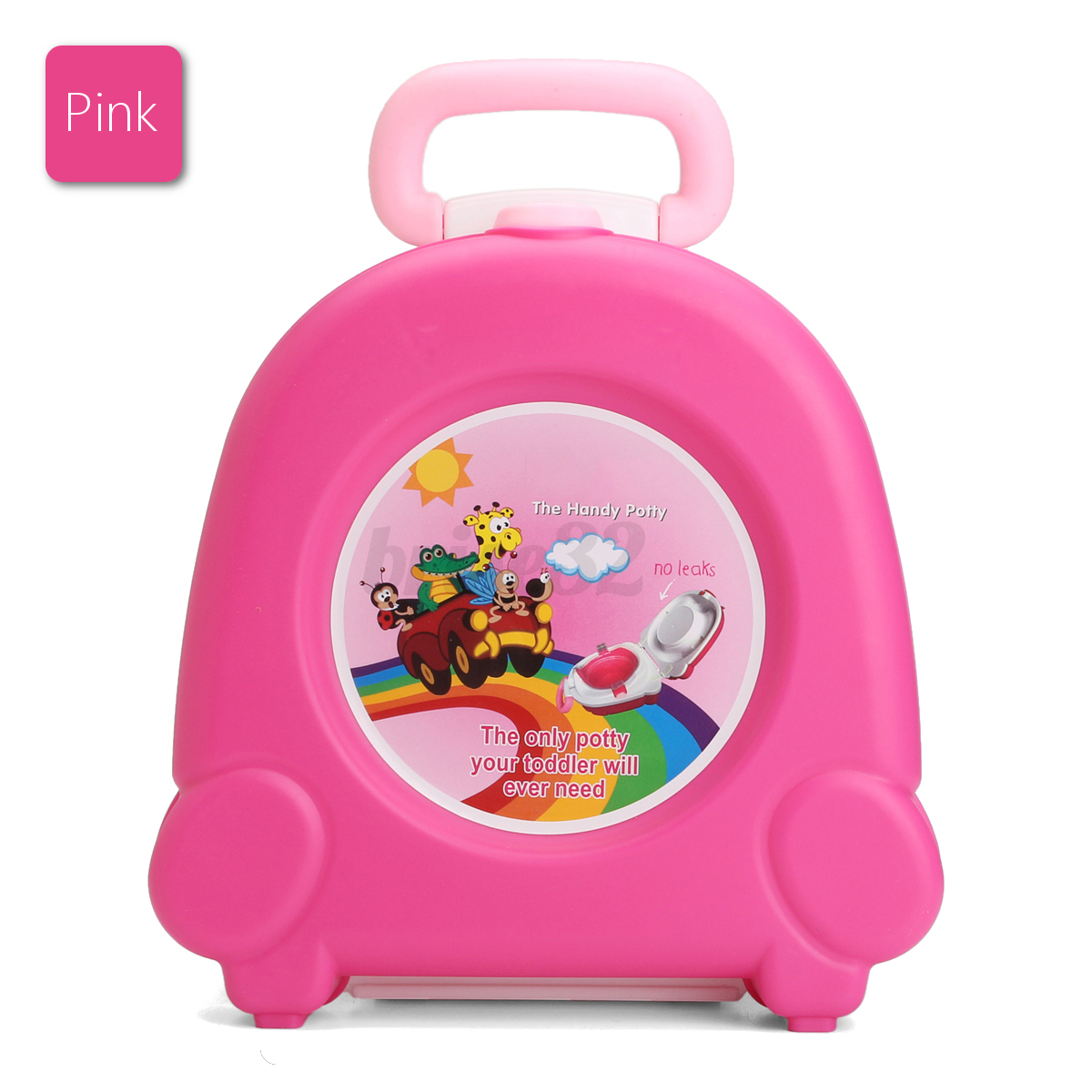kid baby toddler portable travel potty urinal toilet pee pot training seat chair ebay. Black Bedroom Furniture Sets. Home Design Ideas