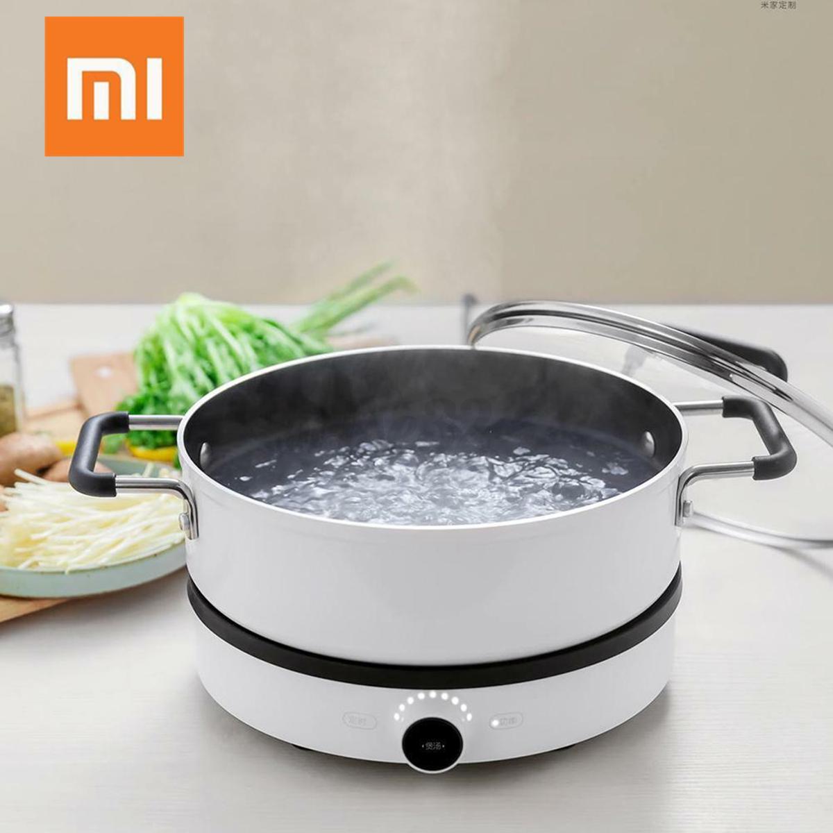 Xiaomi Mijia Electric Induction Cooktop Stockpot Cooker Burn