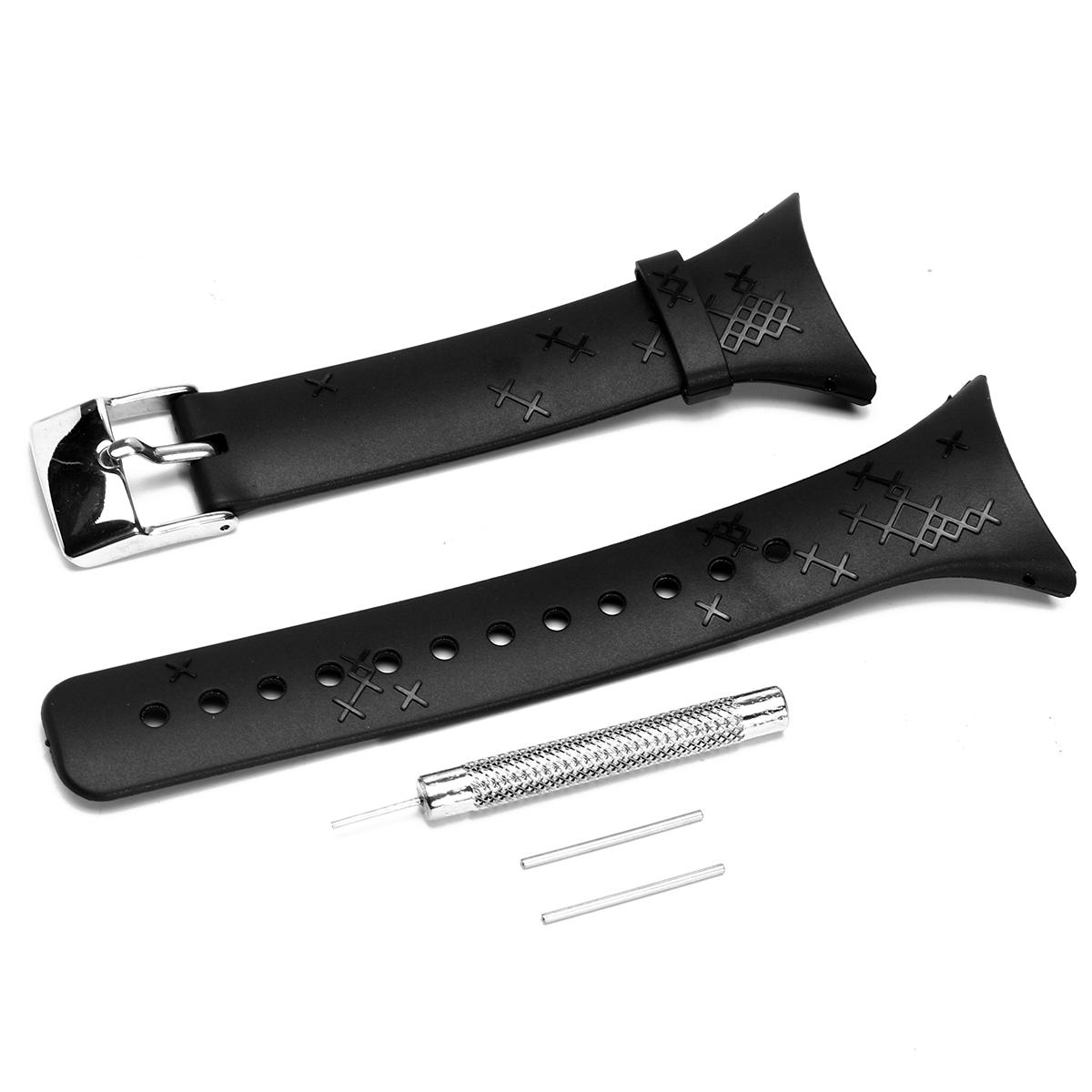Silicona-Caucho-reloj-banda-correa-Watch-Strap-Pulsera-para-SUUNTO-M1-M2-M4-M5