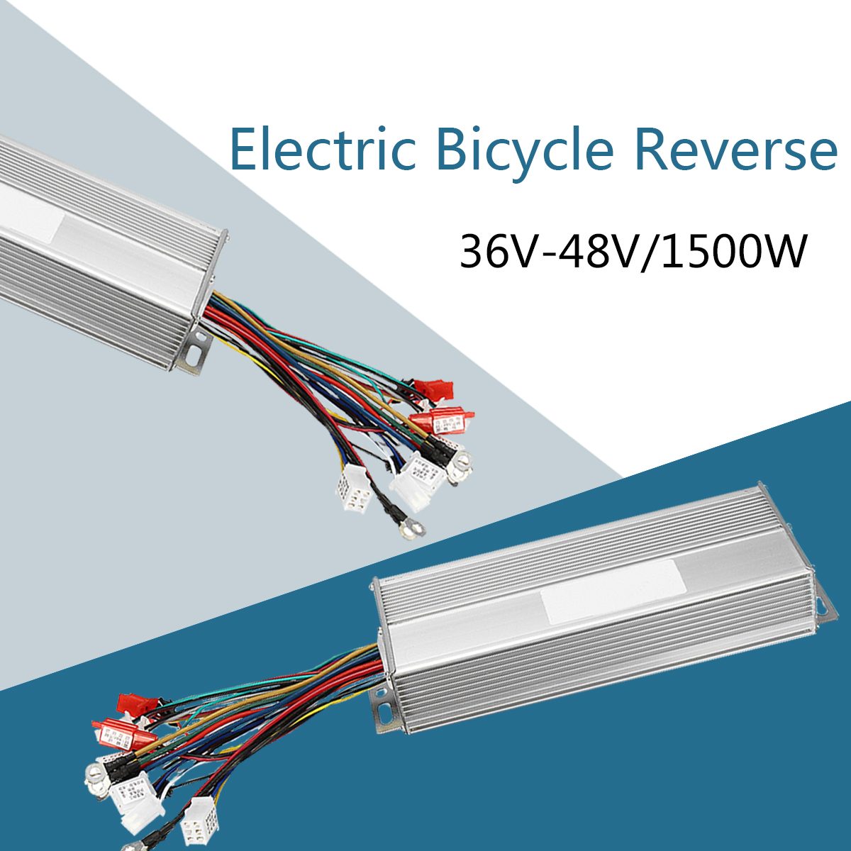 36V-48V 1500W 45A Brushless Motor Controller For E-bike Scooter Electric Bicycle