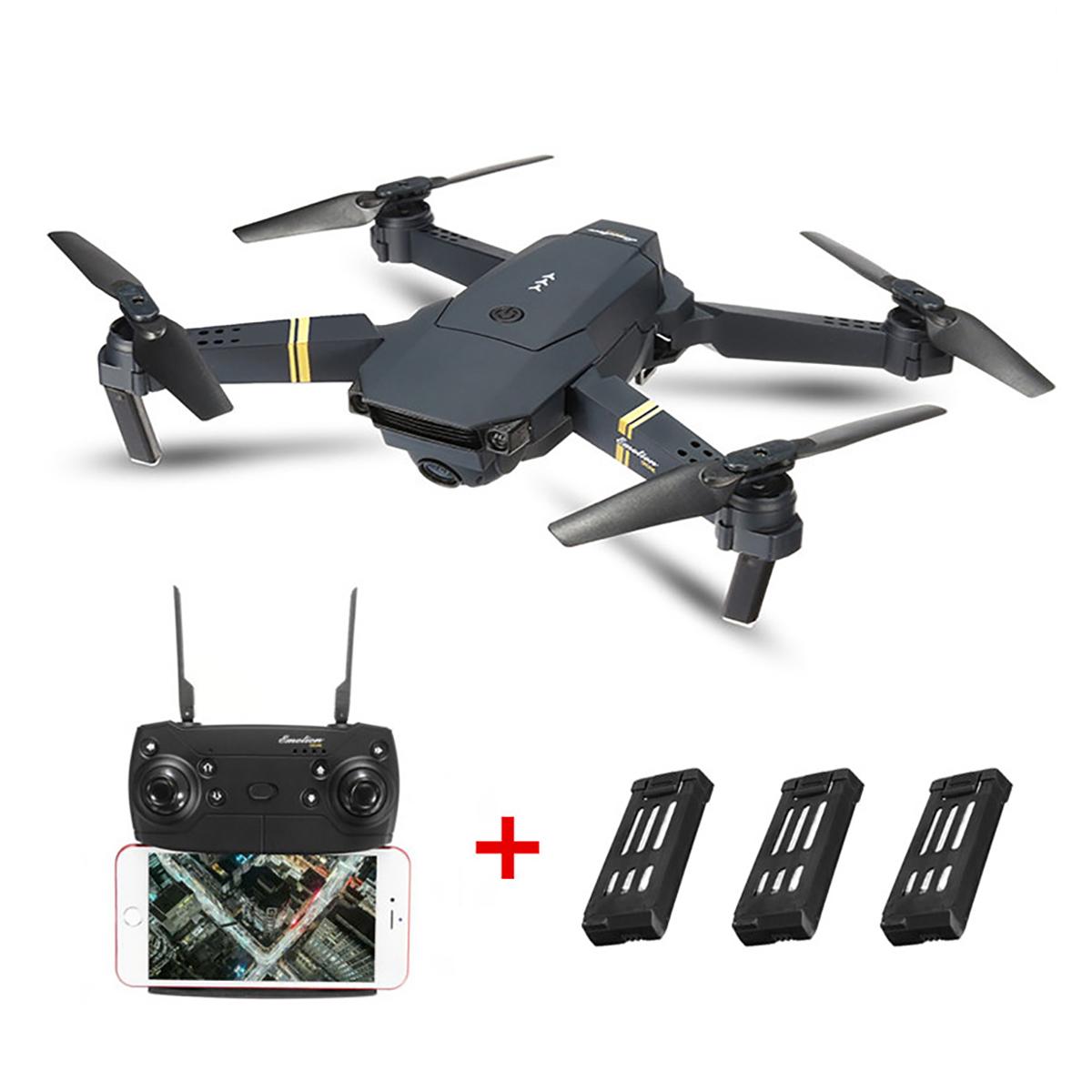 Eachine-E58-WIFI-FPV-2-4G-4CH-mit-720P-HD-Kamera-Quadcopter-Drone-Quadcopter-RTF