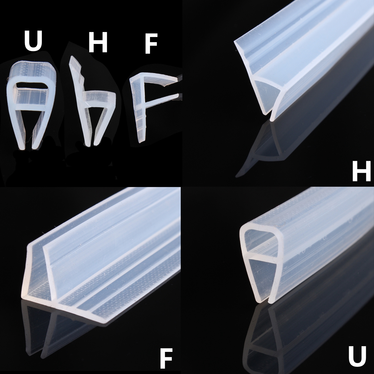 Shower Screen Rubber Strip Shower Designs