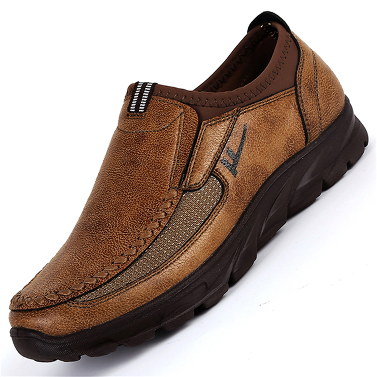 NEW! New Fashion England Men/'s Breathable Brown Shoes Casual Shoes USA Seller