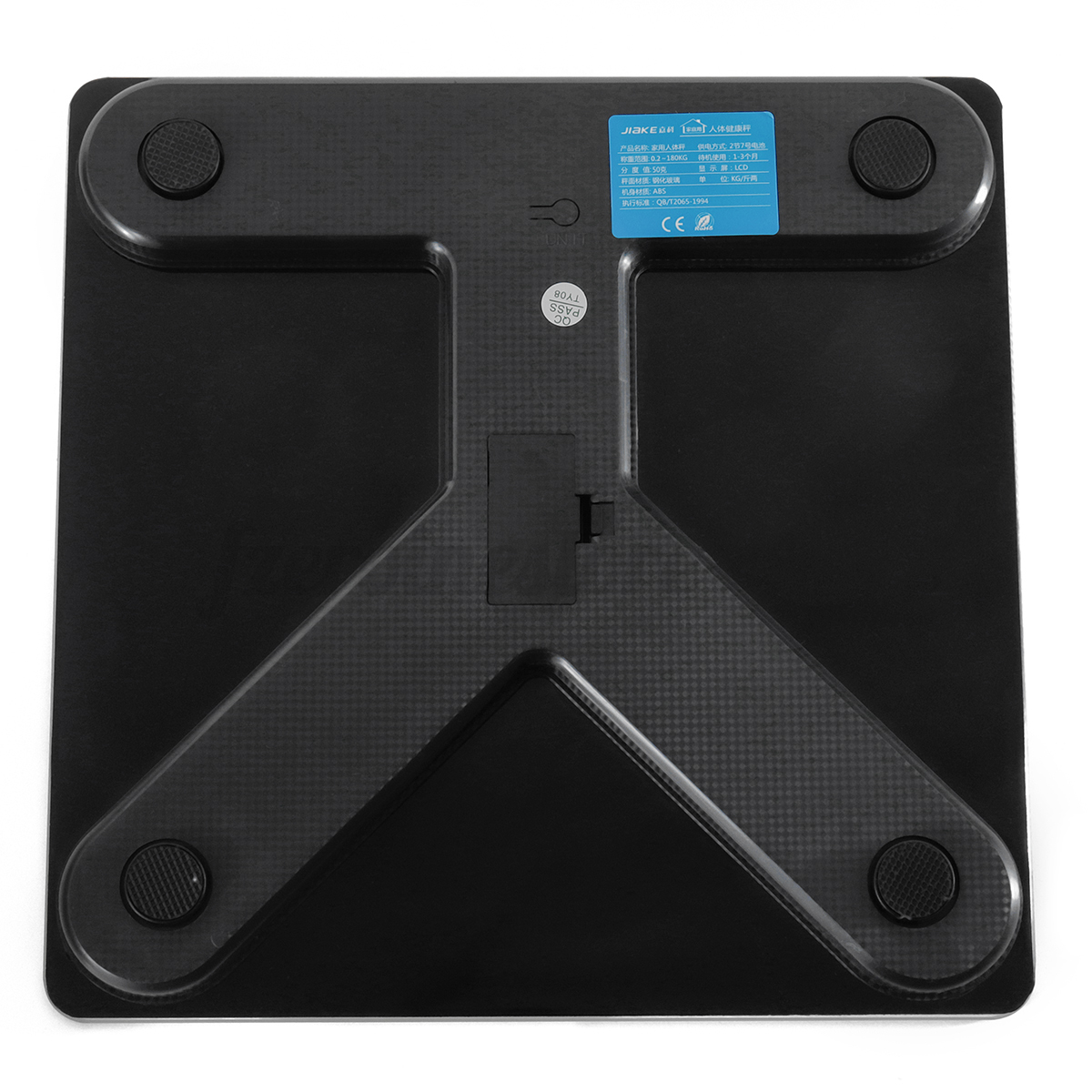 LED-bluetooth-Wireless-Digital-Bathroom-Weight-Scale-Body-Fat-Measures-Weight thumbnail 4