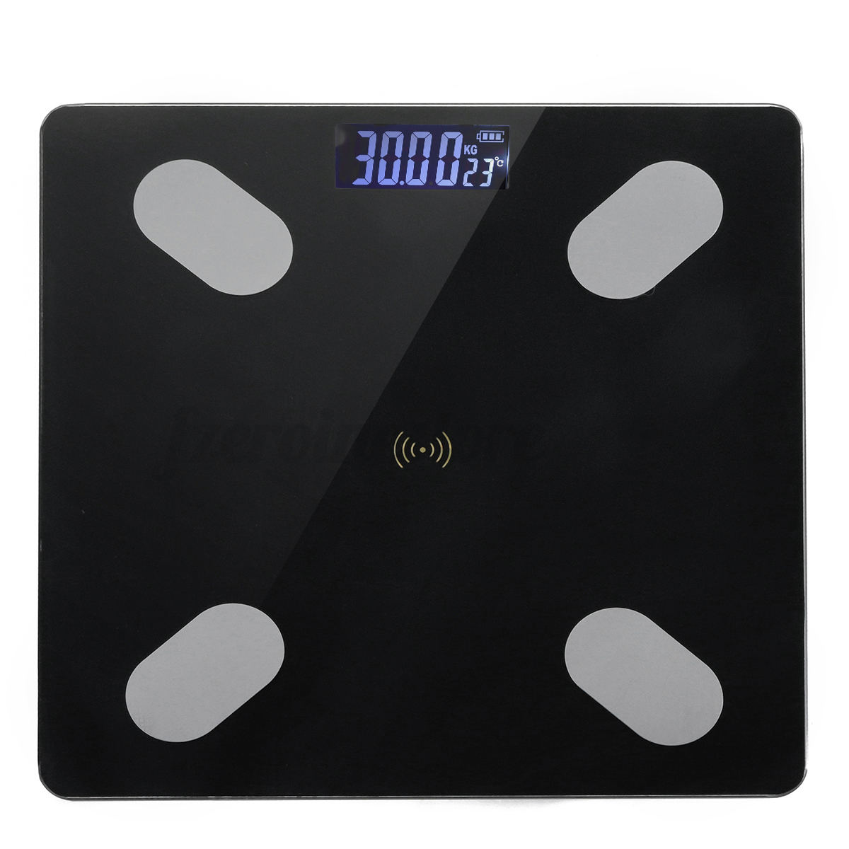 LED-bluetooth-Wireless-Digital-Bathroom-Weight-Scale-Body-Fat-Measures-Weight thumbnail 2