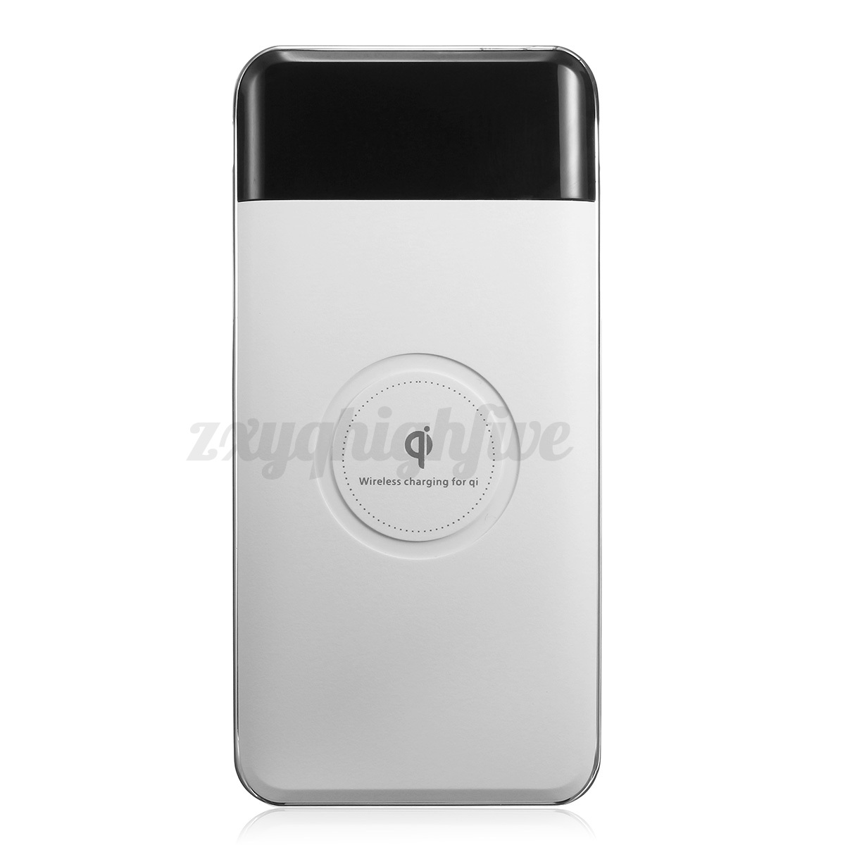 miniature 13 - Qi 10000mAh Power Bank  Wireless Charging LED Portable Battery Charger