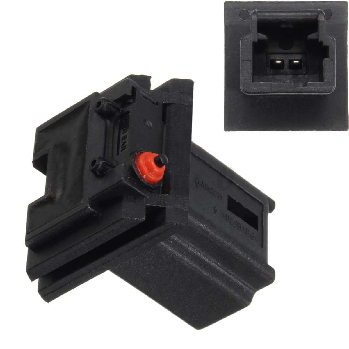 tailgate boot contact micro switch for citroen c3 c3 pluriel c3 picasso 6554v5 ebay. Black Bedroom Furniture Sets. Home Design Ideas