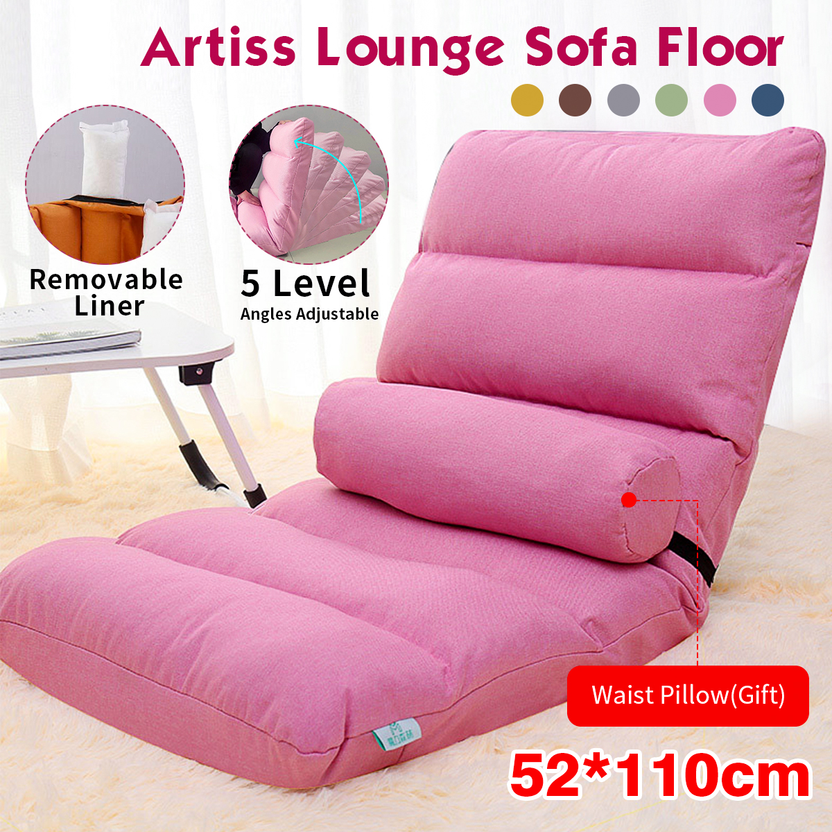 Couch Recliner Chaise Chair Folding