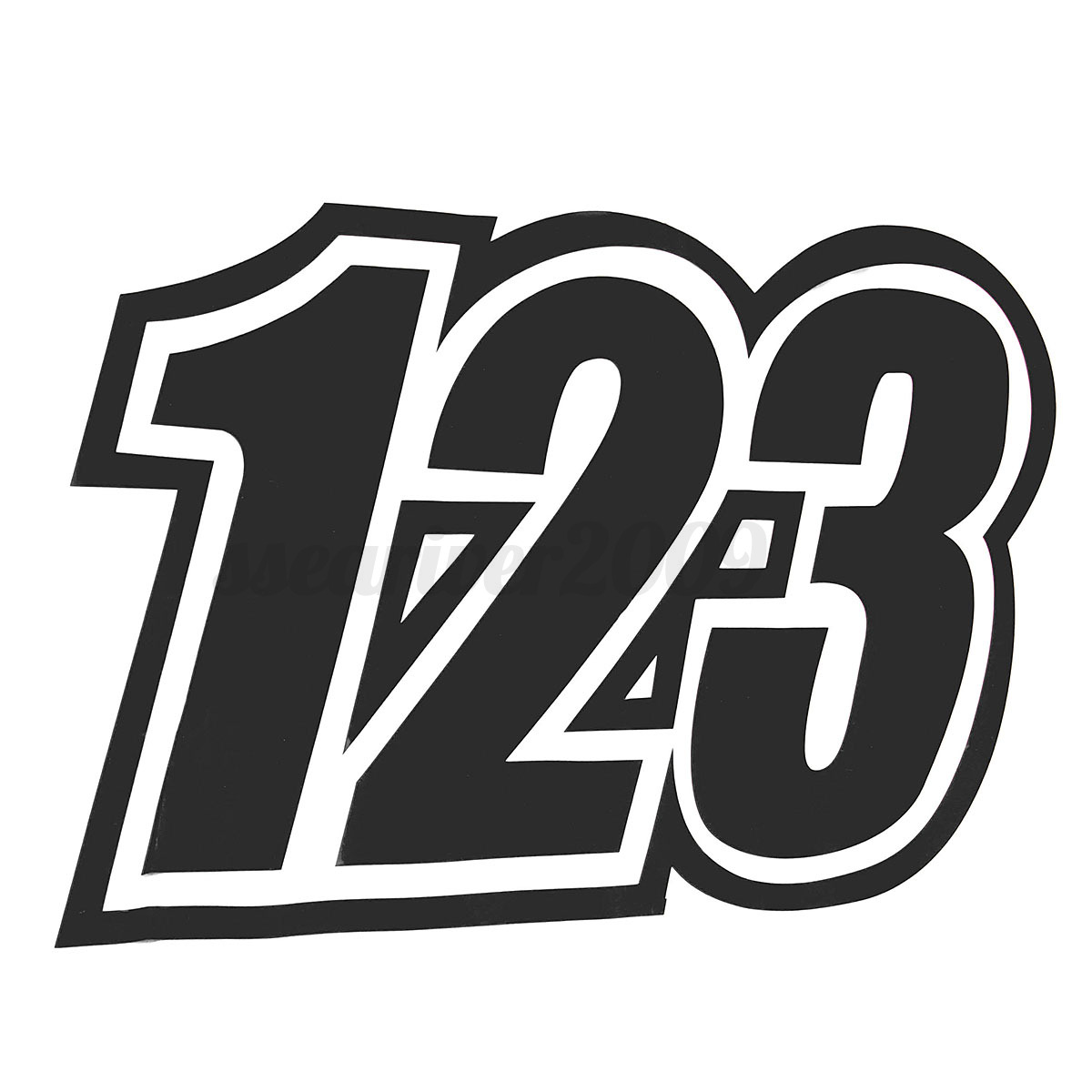 1 2 3 Vinyl Race Number Stickers Dirt Bike Motocross. License Test Signs Of Stroke. Lighthouse Painting Murals. Atrophic Signs. Seattle Mariners Logo. Kayak Fishing Stickers. Dart Signs. Pisces Horoscope Signs. Ps4 Banners