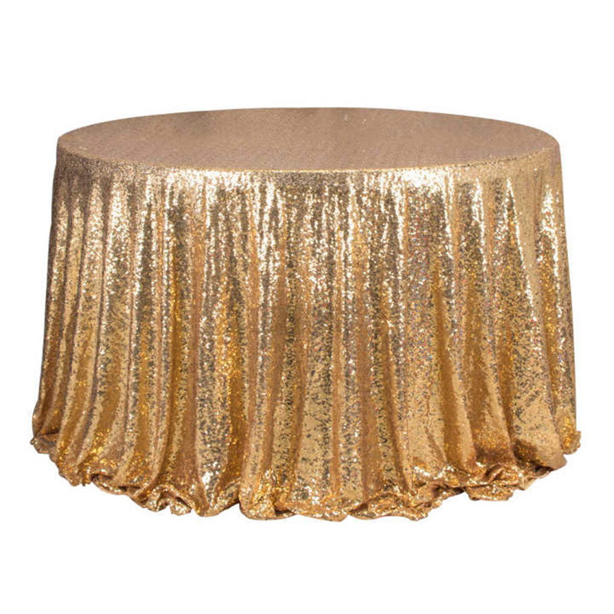 48 Quot Round Sparkly Sequin Table Cloth Cover Glitter For