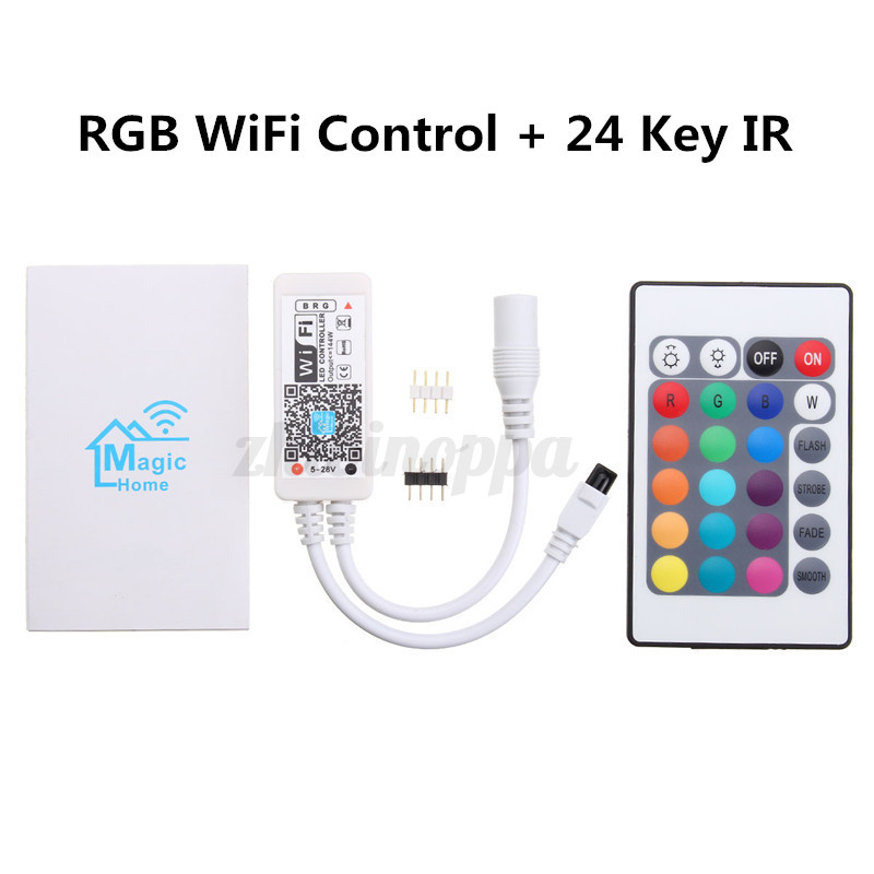 Mini-Wifi-LED-Controller-IR-Remote-For-5050-3528-RGB-RGBW-LED-Strip-Light-Phone
