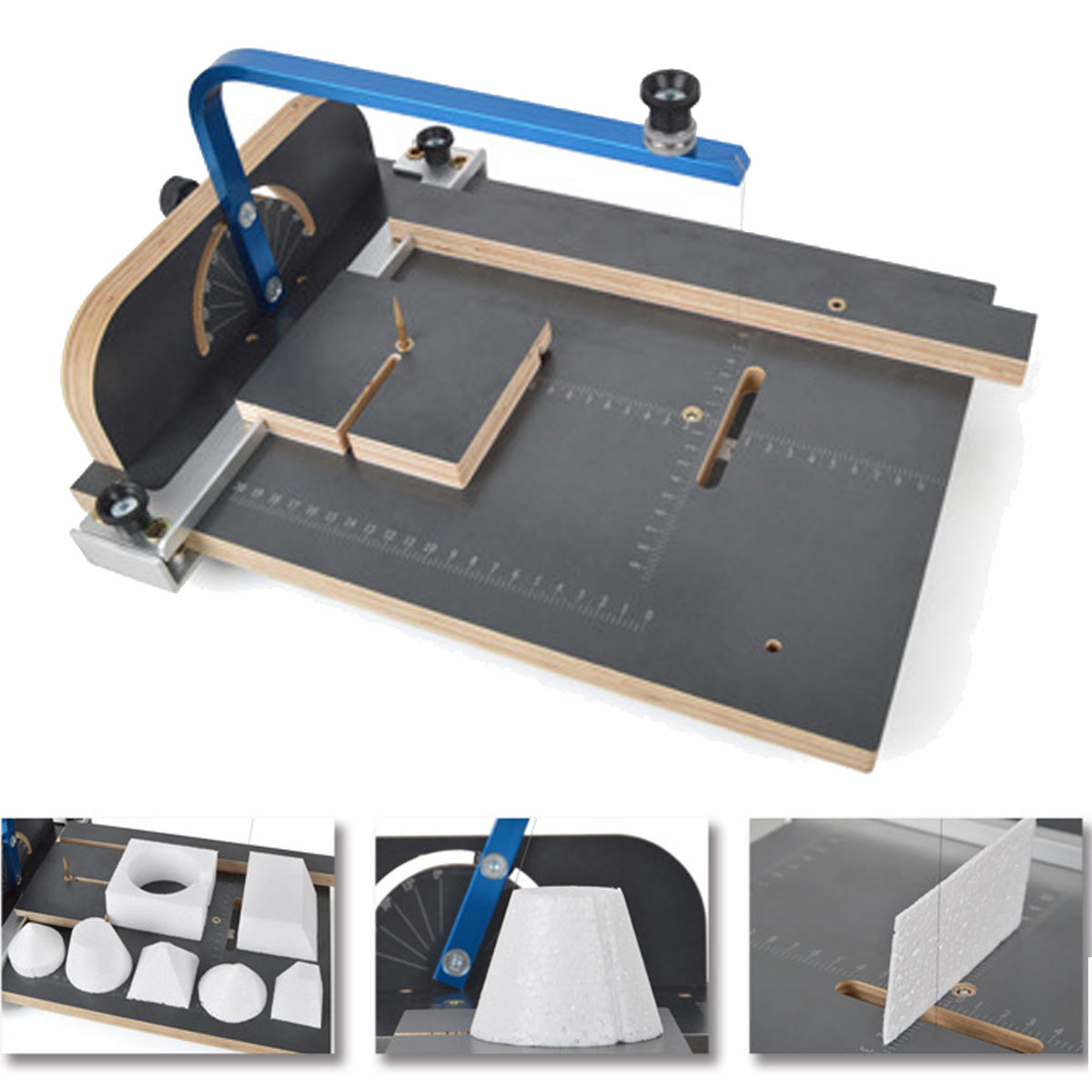 Board WAX Hot Wire Foam Cutting Machine Working Stand Table ...