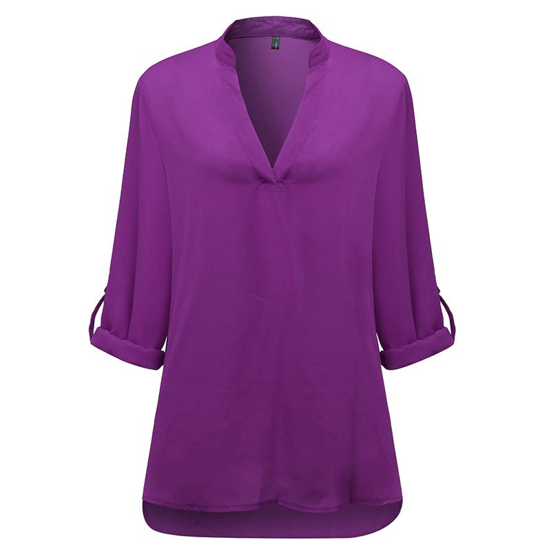 ZANZEA-8-24-Women-Long-Sleeve-Pullover-Peasant-Top-Shirt-Plus-Size-Tunic-Blouse