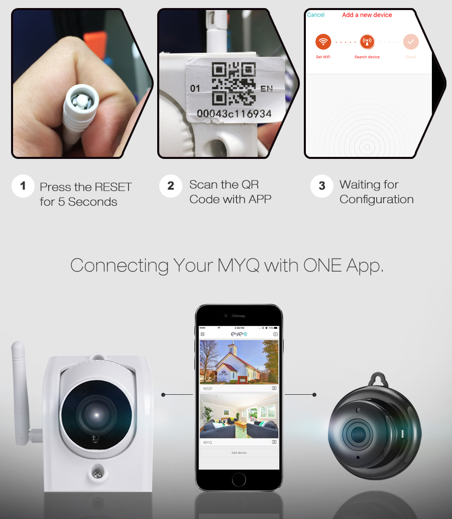Details about Digoo 720P【Cloud Storage】Outdoor WiFi IP Camera Home Security  Night Vision