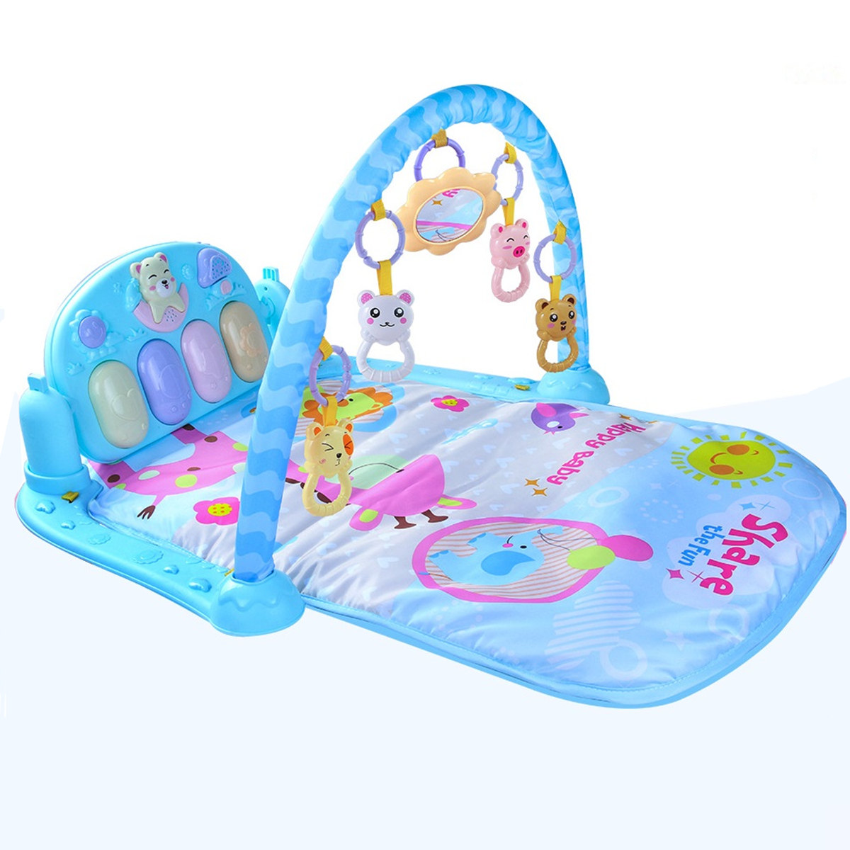 Children-Kid-Baby-Musical-Gym-Play-Mat-Education-Activity-Playmat-Pad-Game-Floor