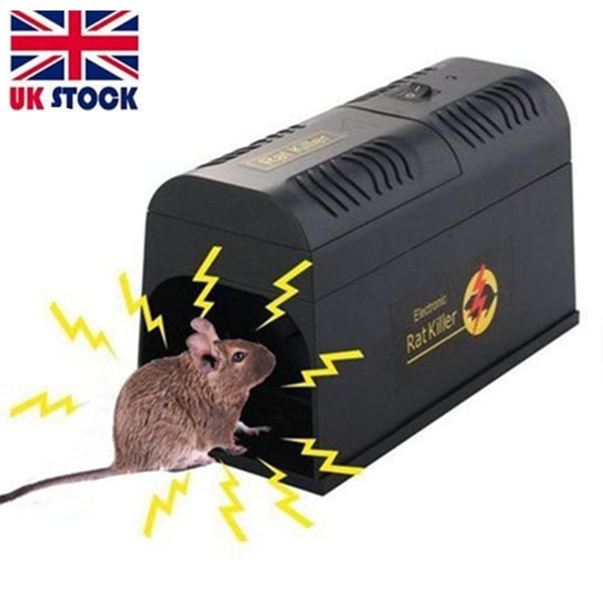 pi ge lectronique des souris et animaux de rongeurs liminer les parasites ebay. Black Bedroom Furniture Sets. Home Design Ideas
