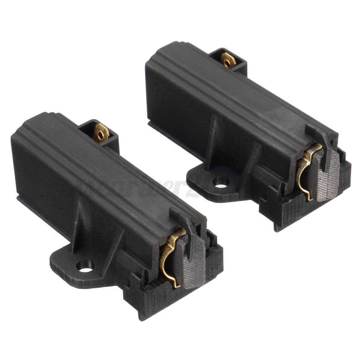 1 Pair Washing Machine Sole Motor Carbon Brushes Sole For