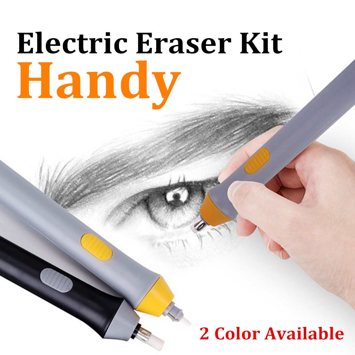 Details about electric sketch eraser automatic portable pencil drawing painting art