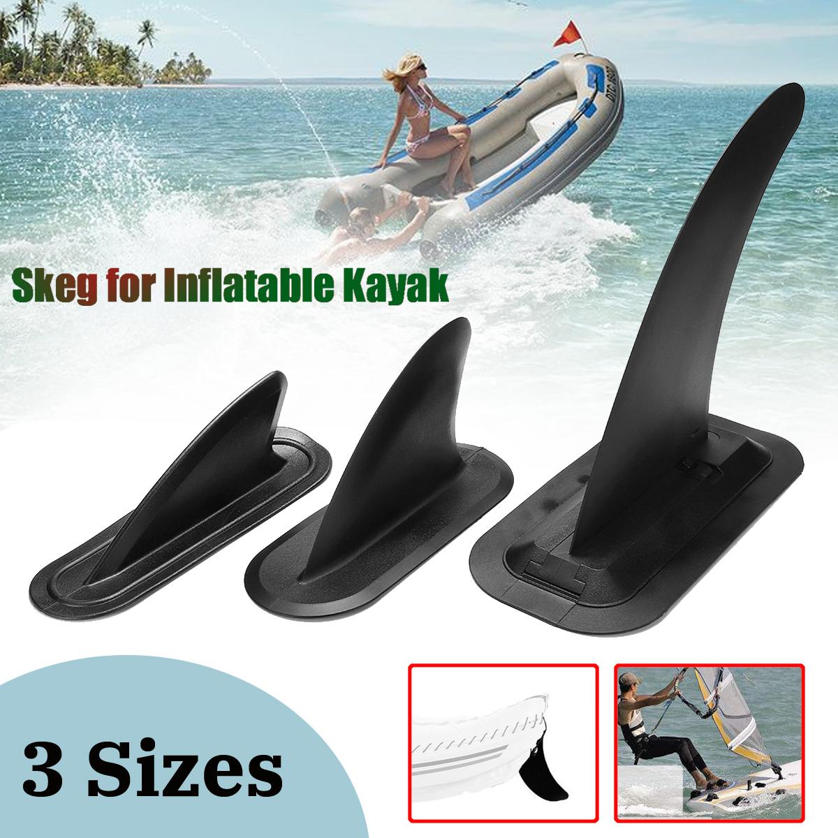 Universal Kayak Skeg Inflatable Fishing Boat Mounting Points Watershed Board