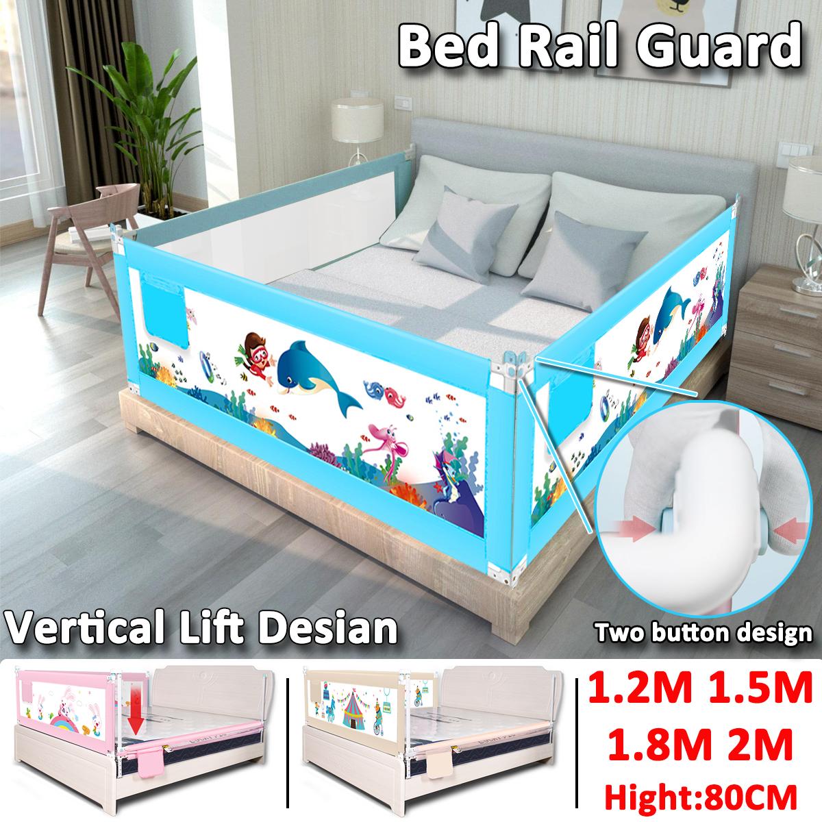 Bed Rail Portable Foldable