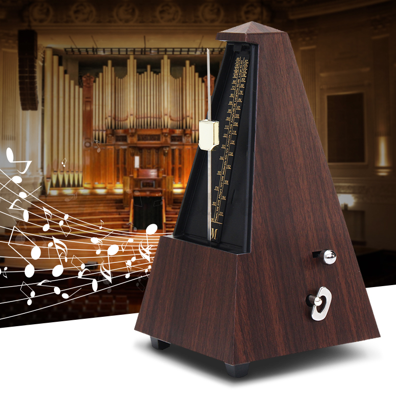 Pyramid Elegant Metronome Music Timer Tempo For Musicians Piano ...