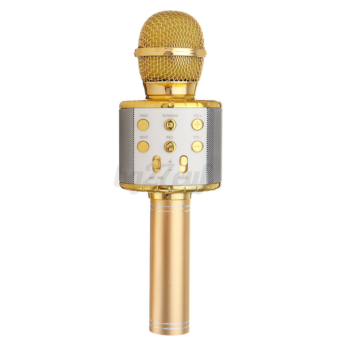 Wireless-Handheld-Microphone-bluetooth-KTV-Karaoke-Stereo-Player-For-iPhone-iPad thumbnail 14