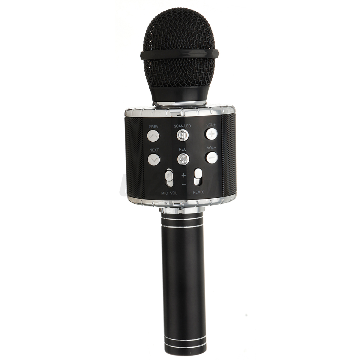 Wireless-Handheld-Microphone-bluetooth-KTV-Karaoke-Stereo-Player-For-iPhone-iPad thumbnail 15