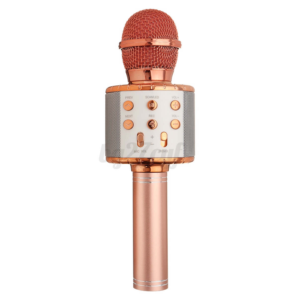Wireless-Handheld-Microphone-bluetooth-KTV-Karaoke-Stereo-Player-For-iPhone-iPad thumbnail 13
