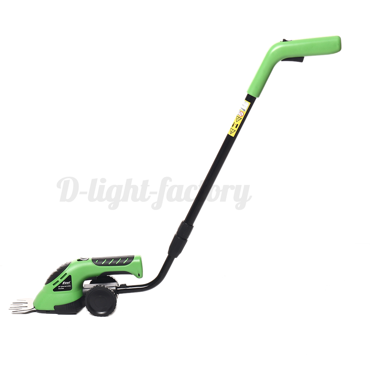 Cordless-Grass-Shear-Lawnmower-Garden-Pruning-Hedge-Trimmer-Rod-Wheel-Holder thumbnail 8