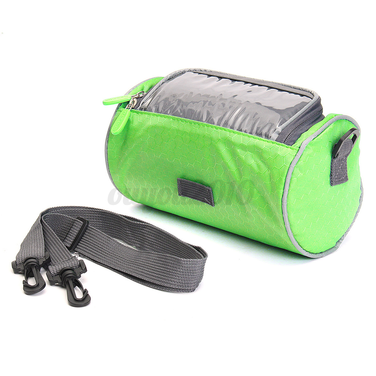 Bicycle Bike Bag Smart-phone Mobile Holder Waterproof Handlebar Frame Pannier
