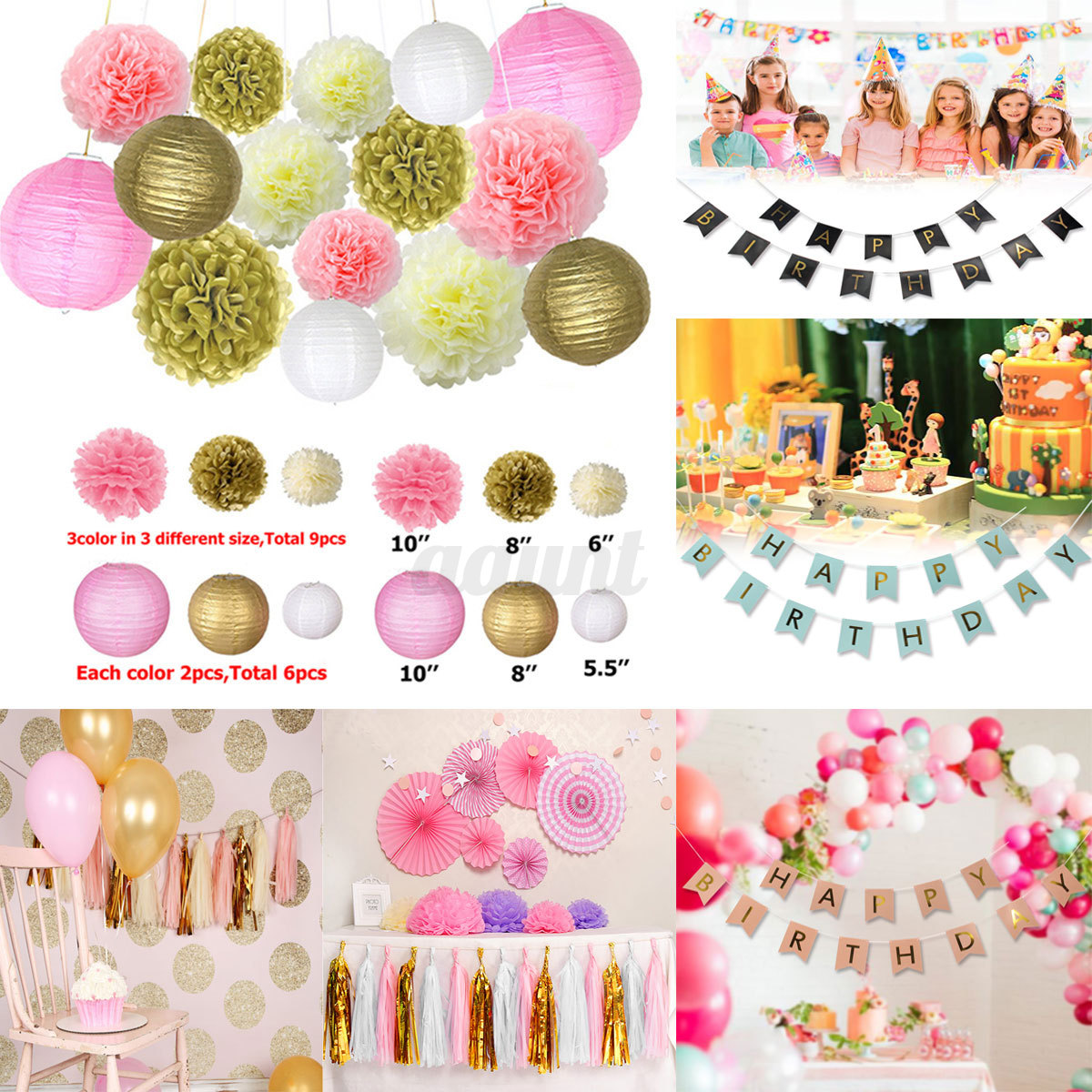 Home Decoration 2018 » birthday party home decoration | Home Decoration