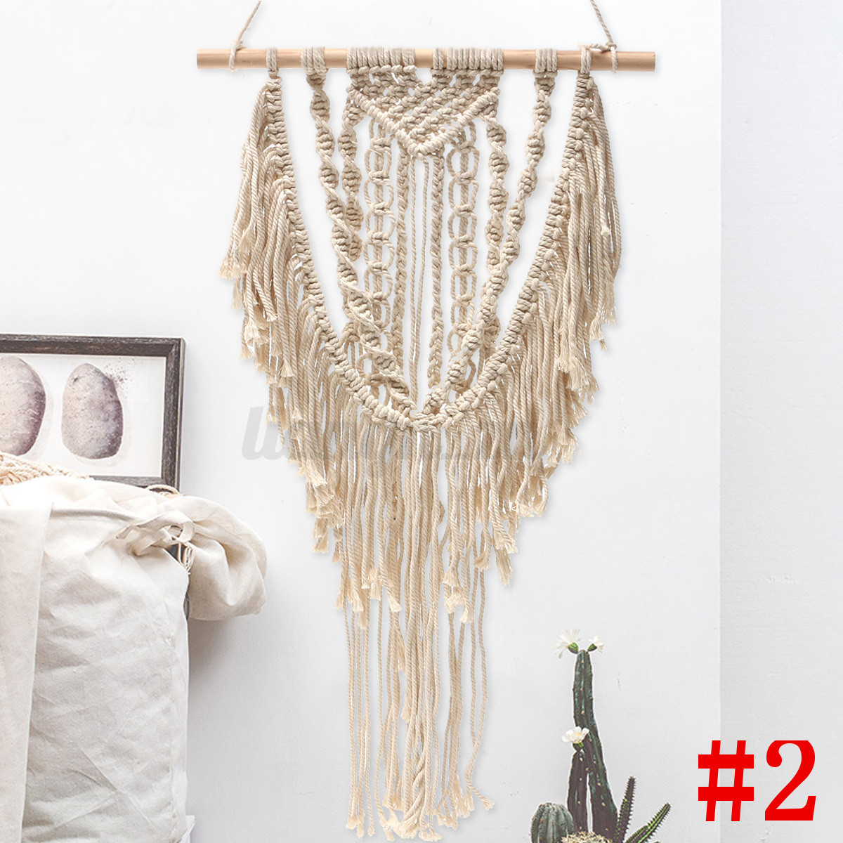 best rope for macrame wall hanging macrame wall hanging cotton rope handmade home decor 8950