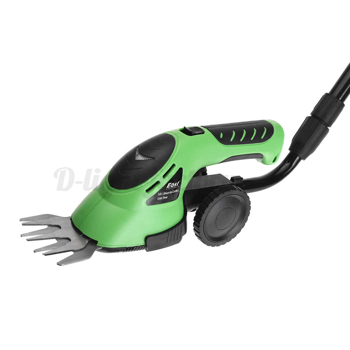 Cordless-Grass-Shear-Lawnmower-Garden-Pruning-Hedge-Trimmer-Rod-Wheel-Holder thumbnail 12