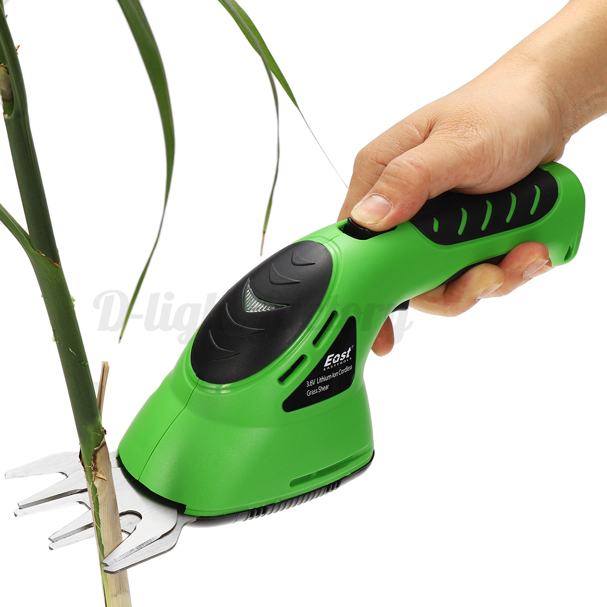 Cordless-Grass-Shear-Lawnmower-Garden-Pruning-Hedge-Trimmer-Rod-Wheel-Holder thumbnail 7