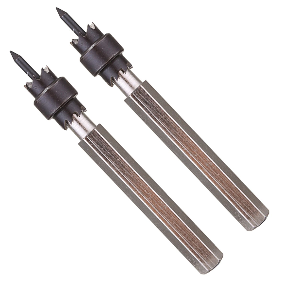 """3//8/"""" 5//16/"""" Double Sided Rotary Spot Weld Cutter Remover Drill Bit Welds Set UKGJ"""