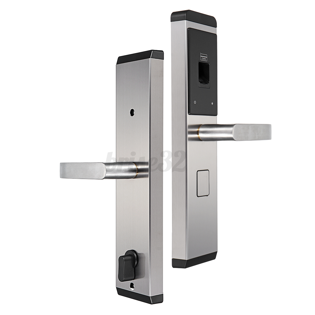 Universal-Electric-Smart-Door-Lock-Fingerprint-Touch-Password-Keyless-Security thumbnail 6